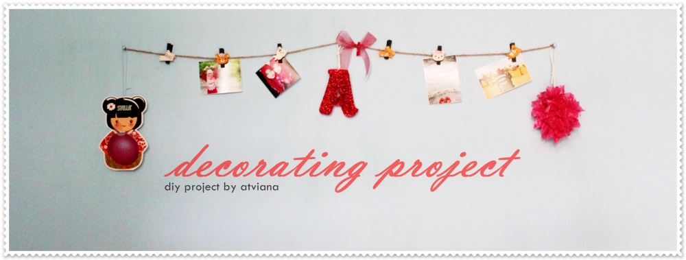 Home and Decor: Decorating Project (1/6)